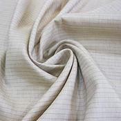 Материалы для творчества ручной работы. Ярмарка Мастеров - ручная работа Плателано-костюмный лен.. Handmade.