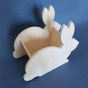 Для дома и интерьера handmade. Livemaster - original item The Candy Bowl Rabbit. Handmade.