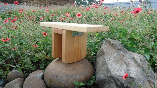 Медитация ручной работы. Ярмарка Мастеров - ручная работа. Купить Скамейка для медитации складная. Handmade. Скамейка для медитации, медитация, йога