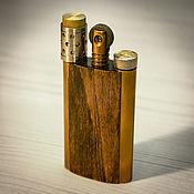 Зажигалки ручной работы. Ярмарка Мастеров - ручная работа Бензиновая зажигалка. Handmade.