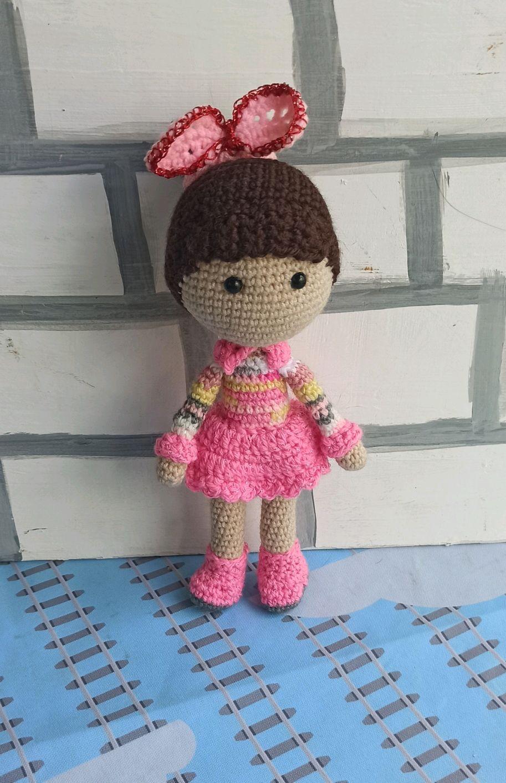 Кукла, Мягкие игрушки, Самара,  Фото №1