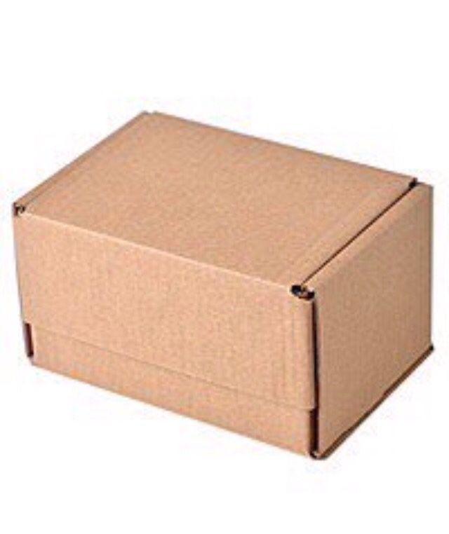 Коробка почтовая самосборная, Материалы для творчества, Санкт-Петербург, Фото №1