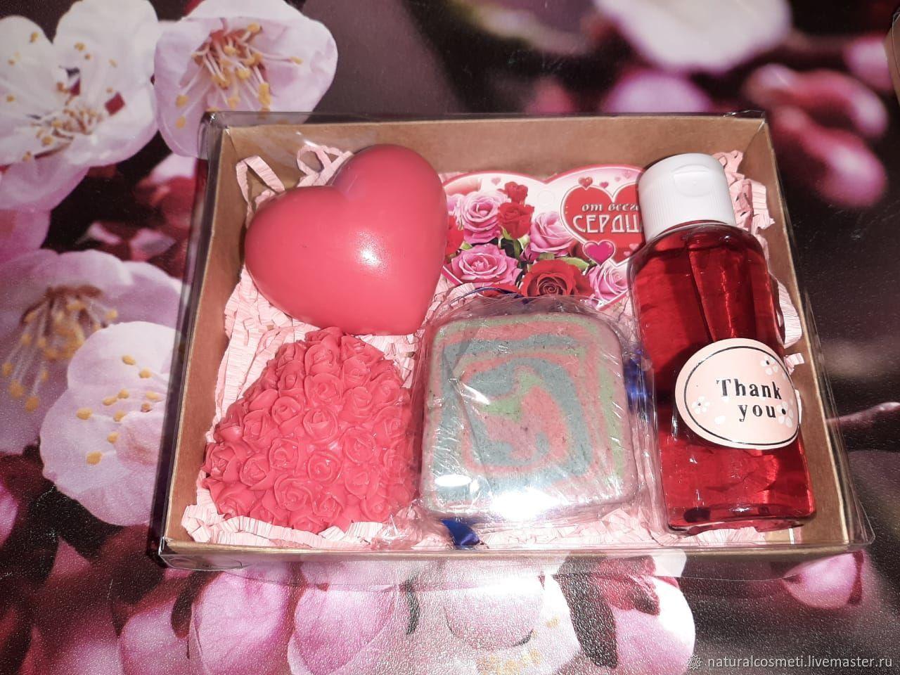 Cosmetics: Gift set ' Spa-Pleasure», Cosmetics2, Rostov-on-Don,  Фото №1