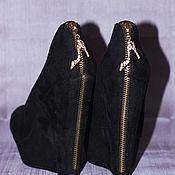 Обувь ручной работы handmade. Livemaster - original item Wedge shoes. Handmade.