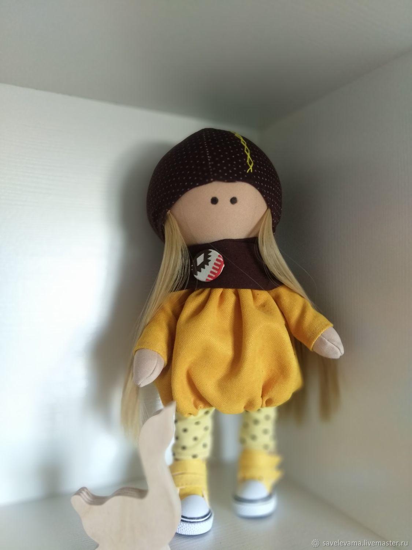 Кукла, Тыквоголовка, Москва,  Фото №1