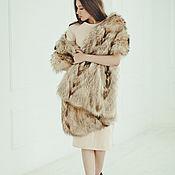 Аксессуары handmade. Livemaster - original item Raccoon fur stole. Handmade.