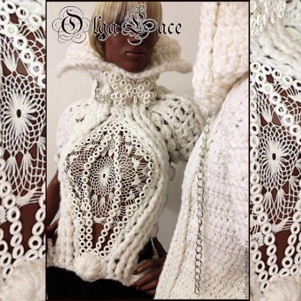 Дизайнеры вязаной одежды ручной работы