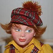 Куклы и игрушки ручной работы. Ярмарка Мастеров - ручная работа Рыжий. Handmade.