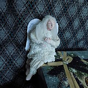 """Куклы и игрушки ручной работы. Ярмарка Мастеров - ручная работа Кукла """"Белый ангел"""". Handmade."""