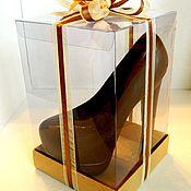 Сувениры и подарки ручной работы. Ярмарка Мастеров - ручная работа Шоколадная лабутена. Handmade.