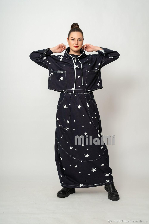 Art. 2608 Sweatshirt Stars, Sweatshirts, Kirov,  Фото №1