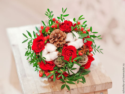 Свадебные цветы ручной работы. Ярмарка Мастеров - ручная работа. Купить Букет невесты / Свадебный букет. Handmade.