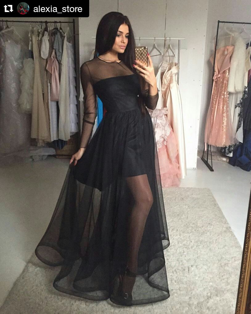 Фото женщины в прозрачном платье платье сетка 4 фотография
