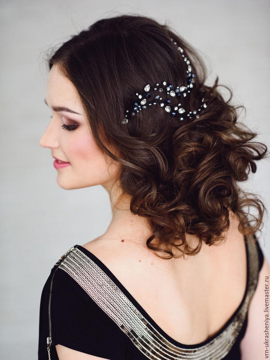украшения для волос где купить