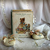 Сувениры и подарки handmade. Livemaster - original item Christmas set