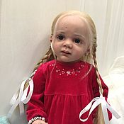 МОЛД FRITZI ( KAROLA WEGERICH) или кукла на заказ