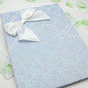 Свадебный салон ручной работы. Ярмарка Мастеров - ручная работа Обложка для свидетельства Lace Tenderness. Handmade.