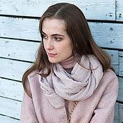 Одежда ручной работы. Ярмарка Мастеров - ручная работа Валяное пальто Розовый кварц. Handmade.