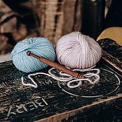 Материалы для творчества handmade. Livemaster - original item Bobbins handmade from Siberian cedar for lace weaving KH10. Handmade.