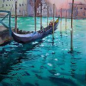 Картины и панно handmade. Livemaster - original item Picture: Sunny Venice. Watercolor. Handmade.