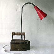 Для дома и интерьера ручной работы. Ярмарка Мастеров - ручная работа Лампа настольная авторская. Handmade.