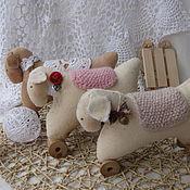 Для дома и интерьера ручной работы. Ярмарка Мастеров - ручная работа Интерьерная  игрушка. Handmade.