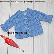 Работы для детей, handmade. Livemaster - original item Shirt Foggy London for a boy size 62. Handmade.