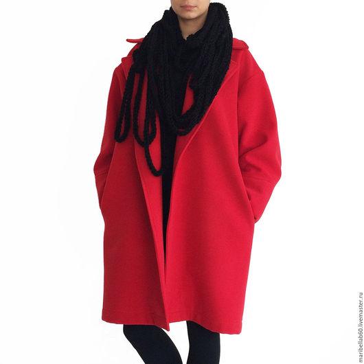 Верхняя одежда ручной работы. Ярмарка Мастеров - ручная работа. Купить WINTER женские негабаритных свободную куртку пальто. Handmade.