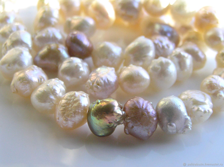 Pearls natural beads, Beads1, Tyumen, Фото №1