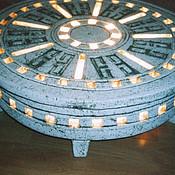 Для дома и интерьера ручной работы. Ярмарка Мастеров - ручная работа Авторские керамические светильники. Handmade.