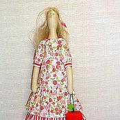 """Куклы и игрушки ручной работы. Ярмарка Мастеров - ручная работа Кукла-Тильда """"Ева"""". Handmade."""