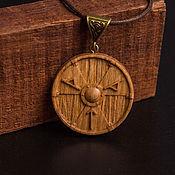 Фен-шуй и эзотерика handmade. Livemaster - original item Wooden amulet