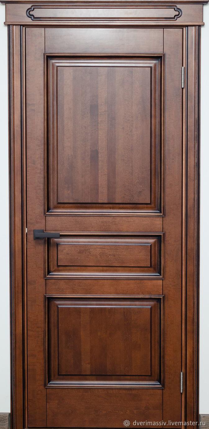 Дверь из ольхи. Наши межкомнатные двери изготавливаются исключительно из 100 % натуральных материалов: массива дуба или ольхи. Относительная плотность дуба составляет 700-800 м3.