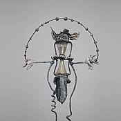 """Чердачная кукла ручной работы. Ярмарка Мастеров - ручная работа """"Mr. Темпорибус"""". Handmade."""