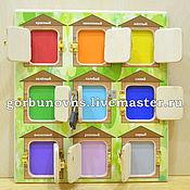 Куклы и игрушки handmade. Livemaster - original item Basebord Educational Module Montessori