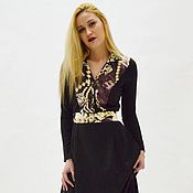 Одежда ручной работы. Ярмарка Мастеров - ручная работа Платье, длинное платье, платье в пол, длинное платье, платье в пол .. Handmade.