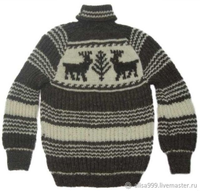 Sweater:pure 100% sheep wool, Sweaters, Moscow,  Фото №1