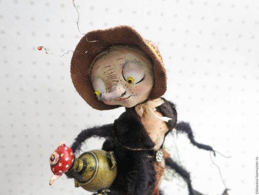 Детская ручной работы. Ярмарка Мастеров - ручная работа. Купить цокотухи. Handmade. Комбинированный, базар