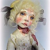Куклы и игрушки ручной работы. Ярмарка Мастеров - ручная работа коллекционная кукла ВАНЕССА (ПРОДАНА). Handmade.