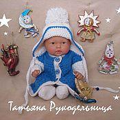 """Работы для детей, ручной работы. Ярмарка Мастеров - ручная работа Комплект ручной работы """" Снегурка"""". Handmade."""