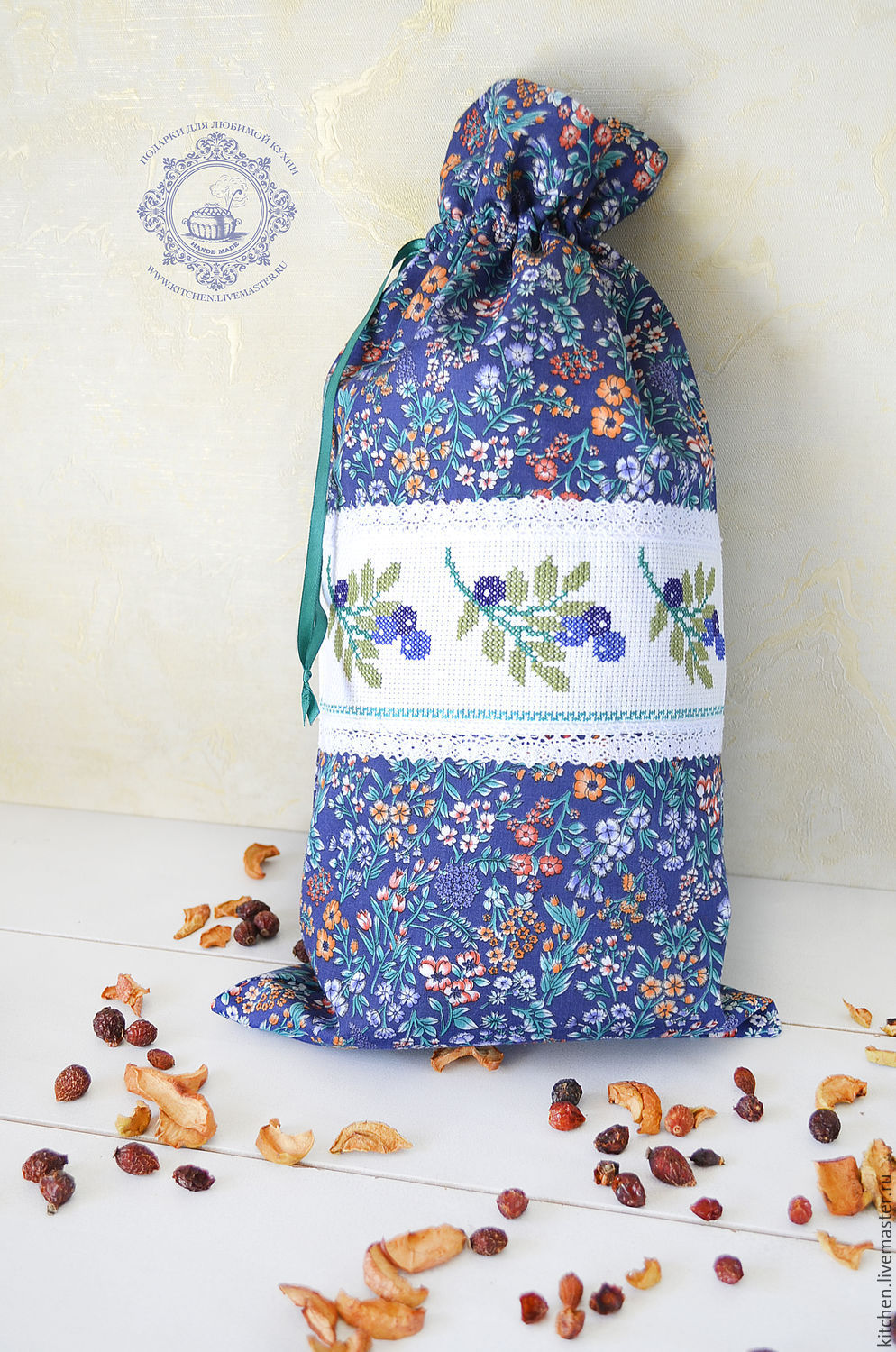 Pouch for herbs, bread, mushrooms, Utensils, Moscow,  Фото №1