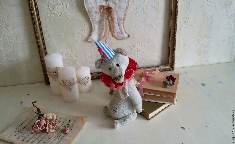 Teddy bear Benik, Stuffed Toys, Obninsk,  Фото №1