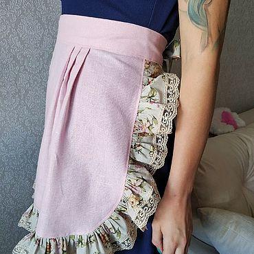 Текстиль ручной работы. Ярмарка Мастеров - ручная работа Фартук в стиле Shebby chic. Handmade.