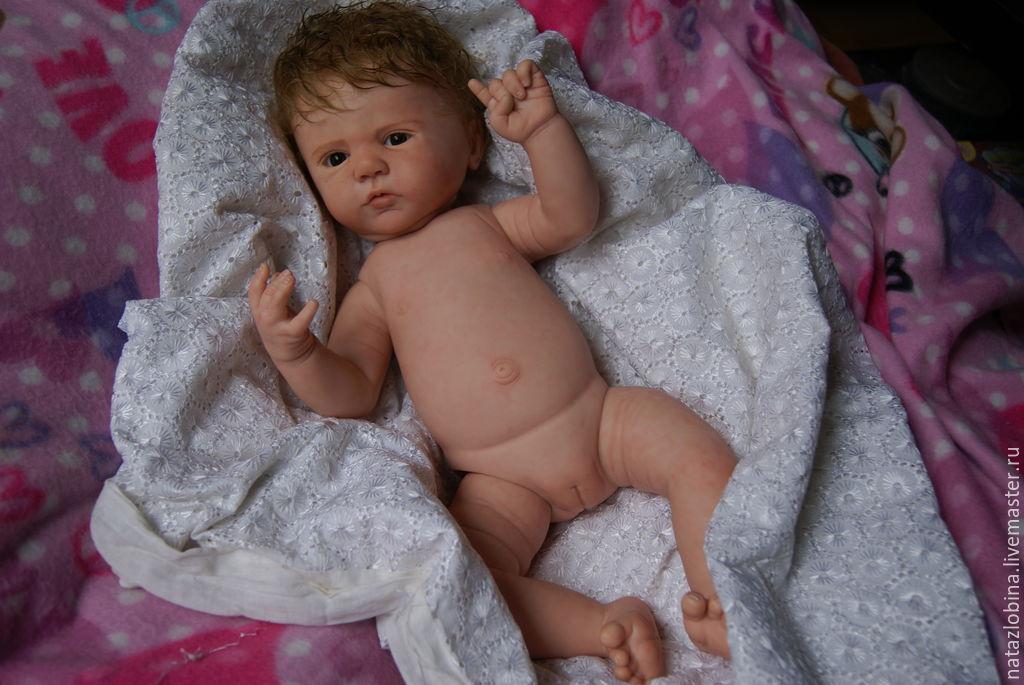 Купить куклу реборн полностью виниловую