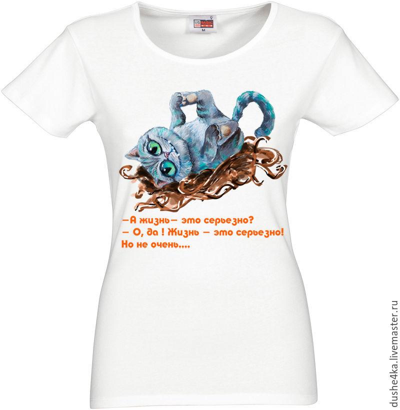 Как сделать принт на своей футболке