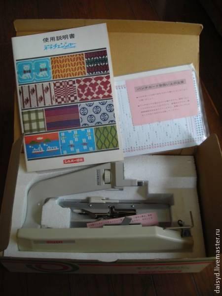 Вязание ручной работы. Ярмарка Мастеров - ручная работа. Купить Устройство для смены 2-х цветов YC-1 (AC-1),новая. Handmade.