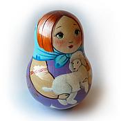 Русский стиль handmade. Livemaster - original item Tumbler