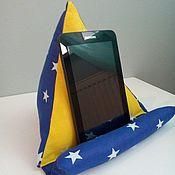 Подставки ручной работы. Ярмарка Мастеров - ручная работа Подставка под планшет книгу телефон. Handmade.