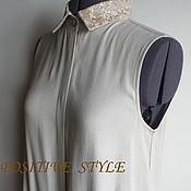 """Одежда ручной работы. Ярмарка Мастеров - ручная работа Блузка """"Илона"""". Handmade."""