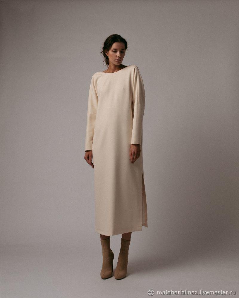 6f4221fbf7d Платья ручной работы. Ярмарка Мастеров - ручная работа. Купить Платье с открытой  спиной.